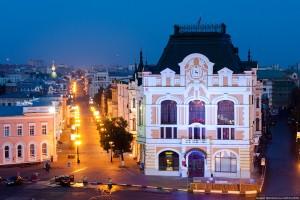 Улица большая покровская и областной суд
