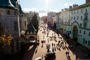 Центральный банк на Большой Покровской в Нижнем Новгороде