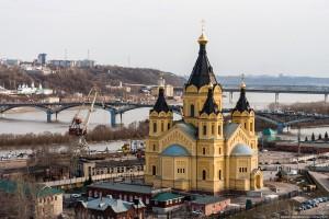 Собор Александра Невского в Нижнем Новгороде