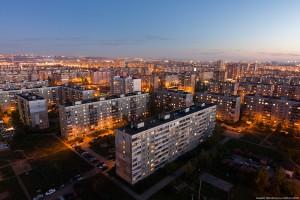 Фотография Нижнего Новгорода