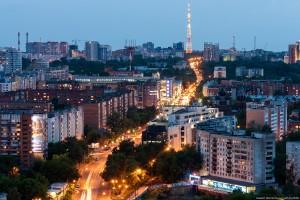 Улица Белинского в Нижнем Новгороде