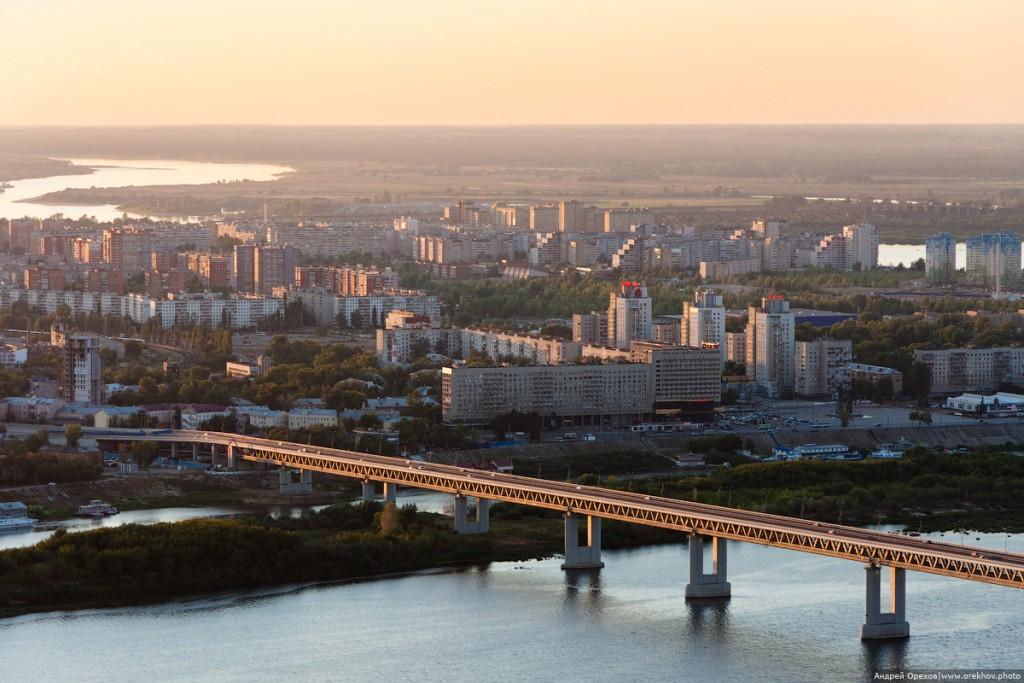 Метромости и московский район