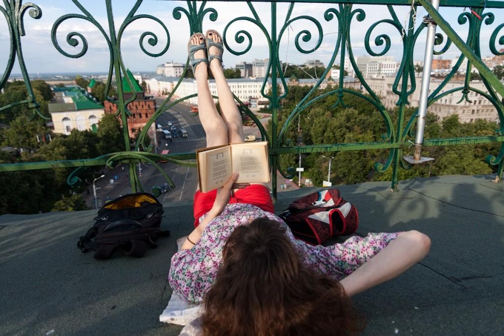 Экскурсии по крышам Нижнего Новгорода