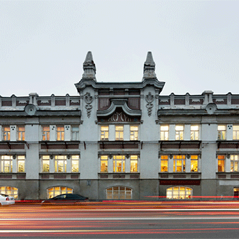 Съемка архитектуры в Нижнем Новгороде