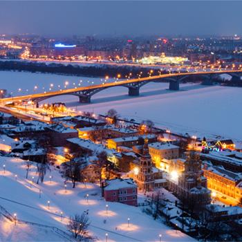 Фотографии Нижнего Новгорода